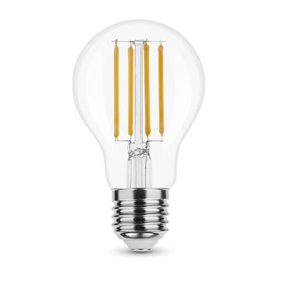 Ampoule LED Filament Globe A60 7W E27 360° 4000K dimmable