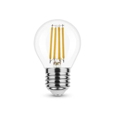 Ampoule LED Filament Globe Mini G45 4W E27 360° 4000K
