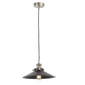 Suspension MARLIN Noir FARO.
