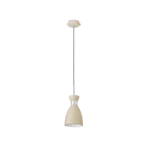 Suspension RETRO Beige FARO